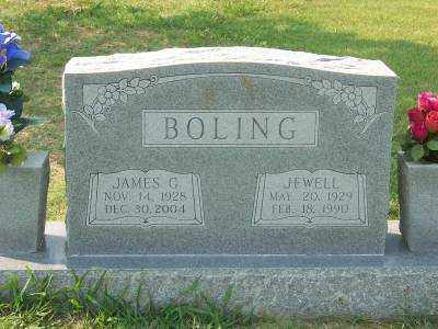 BOLING, JAMES - Craighead County, Arkansas | JAMES BOLING - Arkansas Gravestone Photos