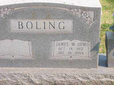 BOLING, JAMES (JIMMY) - Craighead County, Arkansas | JAMES (JIMMY) BOLING - Arkansas Gravestone Photos
