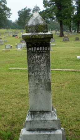 BOLING, MARTHA - Craighead County, Arkansas | MARTHA BOLING - Arkansas Gravestone Photos