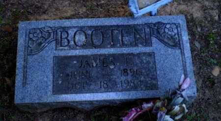 BOOTEN, JAMES L - Craighead County, Arkansas | JAMES L BOOTEN - Arkansas Gravestone Photos
