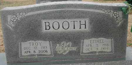BRICKELL BOOTH, EITHEL - Craighead County, Arkansas | EITHEL BRICKELL BOOTH - Arkansas Gravestone Photos
