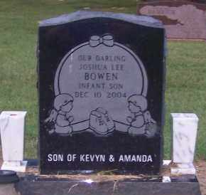 BOWEN, JOSHUA LEE - Craighead County, Arkansas | JOSHUA LEE BOWEN - Arkansas Gravestone Photos