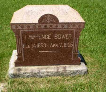 BOWER, LAWRENCE - Craighead County, Arkansas | LAWRENCE BOWER - Arkansas Gravestone Photos