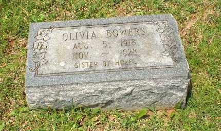 BOWERS, OLIVIA - Craighead County, Arkansas | OLIVIA BOWERS - Arkansas Gravestone Photos