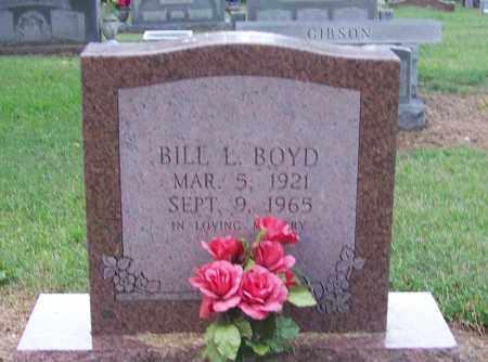 BOYD, BILL L. - Craighead County, Arkansas | BILL L. BOYD - Arkansas Gravestone Photos