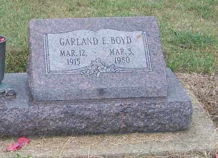 BOYD, GARLAND E. - Craighead County, Arkansas | GARLAND E. BOYD - Arkansas Gravestone Photos