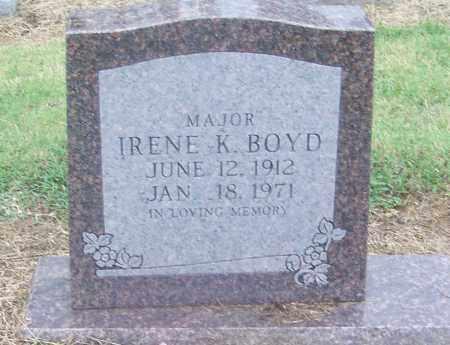 BOYD, IRENE K. - Craighead County, Arkansas | IRENE K. BOYD - Arkansas Gravestone Photos