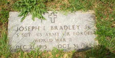 BRADLEY  (VETERAN WWII), JOSEPH L - Craighead County, Arkansas | JOSEPH L BRADLEY  (VETERAN WWII) - Arkansas Gravestone Photos