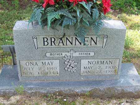 BRANNEN, ONA MAY - Craighead County, Arkansas | ONA MAY BRANNEN - Arkansas Gravestone Photos