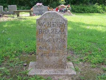 BRAZEAL, W. HENRY - Craighead County, Arkansas | W. HENRY BRAZEAL - Arkansas Gravestone Photos