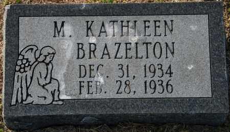 BRAZELTON, M. KATHLEEN - Craighead County, Arkansas | M. KATHLEEN BRAZELTON - Arkansas Gravestone Photos