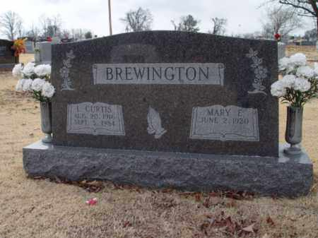 BREWINGTON, CURTIS L. - Craighead County, Arkansas | CURTIS L. BREWINGTON - Arkansas Gravestone Photos