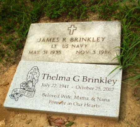 BRINKLEY  (VETERAN), JAMES R - Craighead County, Arkansas | JAMES R BRINKLEY  (VETERAN) - Arkansas Gravestone Photos