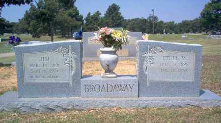 DAY BROADAWAY, ETHEL M - Craighead County, Arkansas | ETHEL M DAY BROADAWAY - Arkansas Gravestone Photos