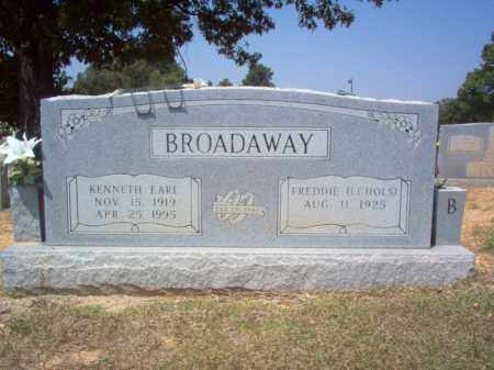 BROADAWAY, KENNETH EARL - Craighead County, Arkansas | KENNETH EARL BROADAWAY - Arkansas Gravestone Photos