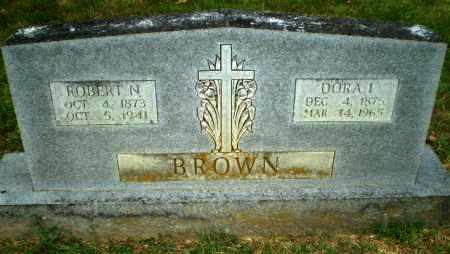 BROWN, DORA I - Craighead County, Arkansas | DORA I BROWN - Arkansas Gravestone Photos