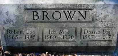 BAKER BROWN, IDA MAE - Craighead County, Arkansas | IDA MAE BAKER BROWN - Arkansas Gravestone Photos