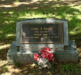 BRUST (VETERAN WWI), CARL - Craighead County, Arkansas | CARL BRUST (VETERAN WWI) - Arkansas Gravestone Photos