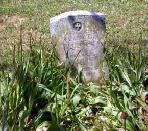 BULLOCK  (VETERAN WWI), FRANK D - Craighead County, Arkansas | FRANK D BULLOCK  (VETERAN WWI) - Arkansas Gravestone Photos