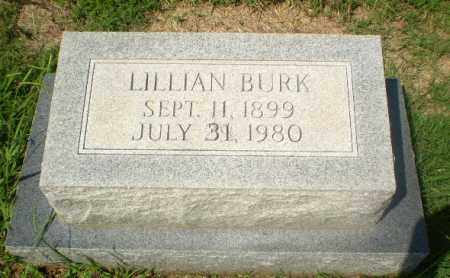 BURK, LILLIAN - Craighead County, Arkansas | LILLIAN BURK - Arkansas Gravestone Photos