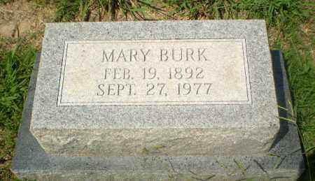 BURK, MARY - Craighead County, Arkansas | MARY BURK - Arkansas Gravestone Photos