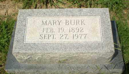 BURK, MARY - Craighead County, Arkansas | MARY BURK - Arkansas Gravestone Photos
