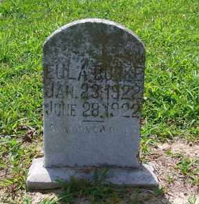 BURKE, EULA - Craighead County, Arkansas | EULA BURKE - Arkansas Gravestone Photos