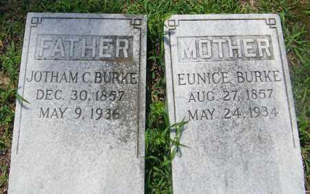 BURKE, EUNICE - Craighead County, Arkansas | EUNICE BURKE - Arkansas Gravestone Photos