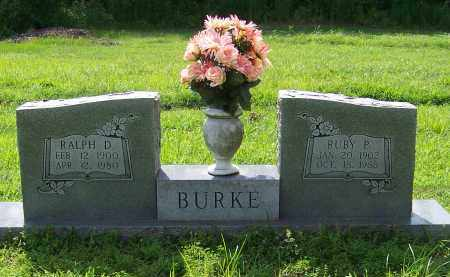 BURKE, RUBY P. - Craighead County, Arkansas | RUBY P. BURKE - Arkansas Gravestone Photos