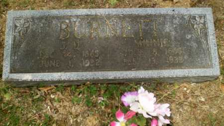 BURNETT, MINNIE - Craighead County, Arkansas | MINNIE BURNETT - Arkansas Gravestone Photos