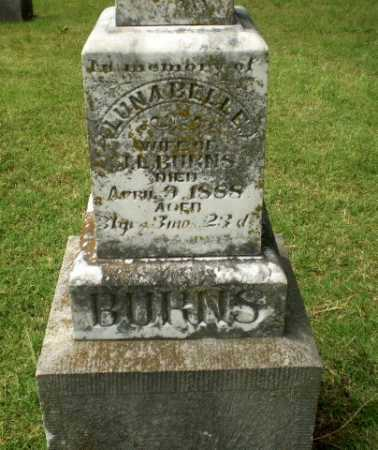 BURNS, LUNA BELLE - Craighead County, Arkansas | LUNA BELLE BURNS - Arkansas Gravestone Photos