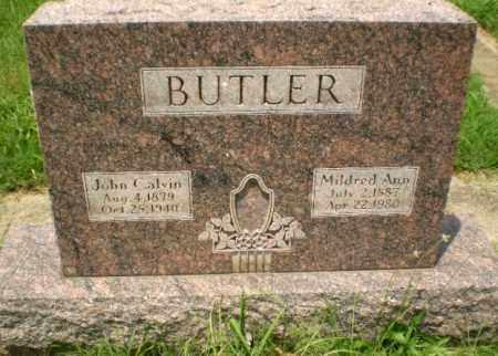 BUTLER, JOHN CALVIN - Craighead County, Arkansas | JOHN CALVIN BUTLER - Arkansas Gravestone Photos