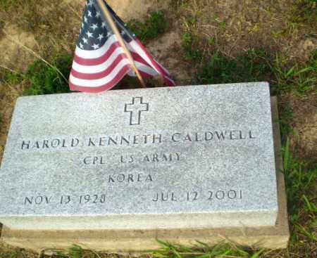 CALDWELL  (VETERAN KOR), HAROLD KENNETH - Craighead County, Arkansas | HAROLD KENNETH CALDWELL  (VETERAN KOR) - Arkansas Gravestone Photos