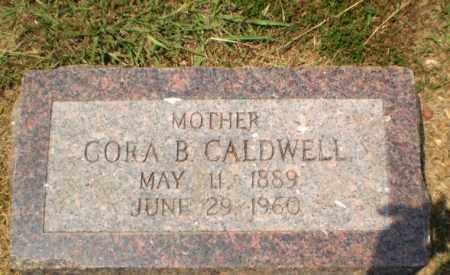 CALDWELL, CORA B - Craighead County, Arkansas | CORA B CALDWELL - Arkansas Gravestone Photos