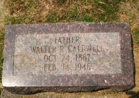 CALDWELL, WALTER R - Craighead County, Arkansas | WALTER R CALDWELL - Arkansas Gravestone Photos