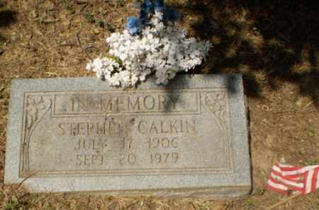 CALKIN, STEPHEN - Craighead County, Arkansas | STEPHEN CALKIN - Arkansas Gravestone Photos