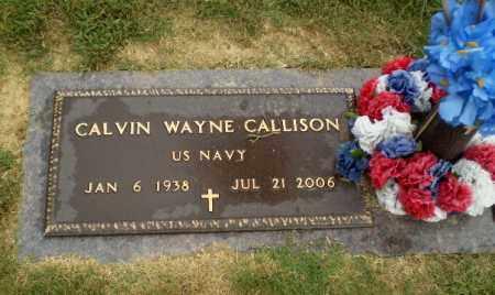 CALLISON  (VETERAN), CALVIN WAYNE - Craighead County, Arkansas | CALVIN WAYNE CALLISON  (VETERAN) - Arkansas Gravestone Photos