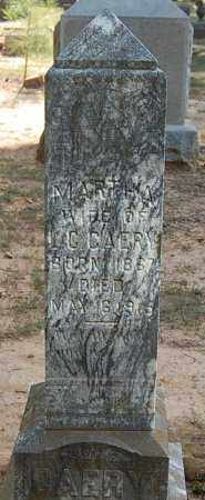 CAREY, MARTHA - Craighead County, Arkansas | MARTHA CAREY - Arkansas Gravestone Photos