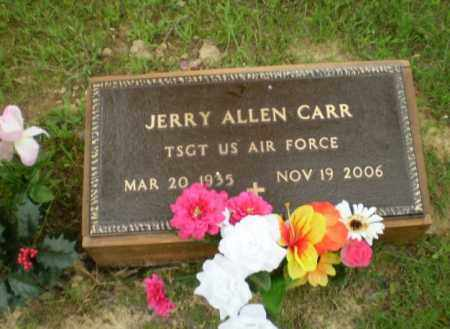 CARR  (VETERAN), JERRY ALLEN - Craighead County, Arkansas | JERRY ALLEN CARR  (VETERAN) - Arkansas Gravestone Photos