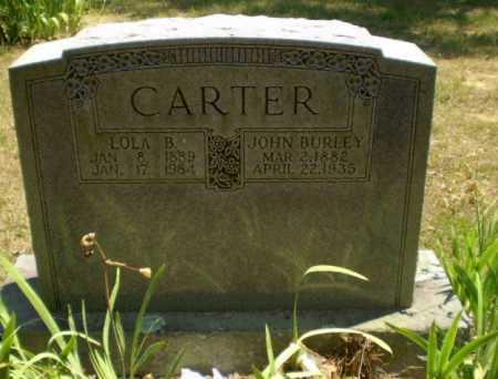 CARTER, LOLA B - Craighead County, Arkansas | LOLA B CARTER - Arkansas Gravestone Photos
