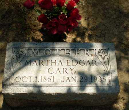 CARY, MARTHA - Craighead County, Arkansas | MARTHA CARY - Arkansas Gravestone Photos
