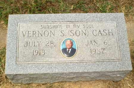 CASH, VERNON S (SON) - Craighead County, Arkansas | VERNON S (SON) CASH - Arkansas Gravestone Photos