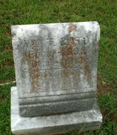 CATO, WM T. - Craighead County, Arkansas | WM T. CATO - Arkansas Gravestone Photos