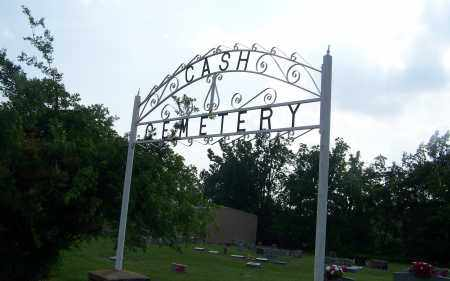 *CEMETERY, CASH - Craighead County, Arkansas | CASH *CEMETERY - Arkansas Gravestone Photos
