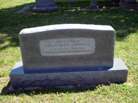 HUNTON, CHARLES A. JR - Craighead County, Arkansas | CHARLES A. JR HUNTON - Arkansas Gravestone Photos