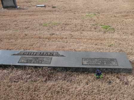 CATHRIGHT CHIPMAN, BOBBIE - Craighead County, Arkansas | BOBBIE CATHRIGHT CHIPMAN - Arkansas Gravestone Photos