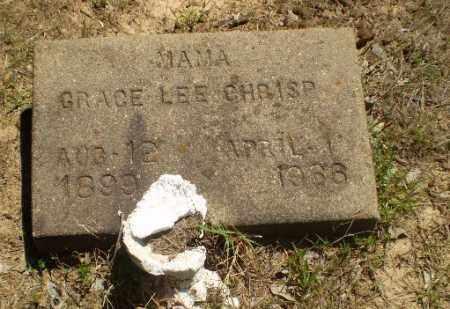 CHRISP, GRACE LEE - Craighead County, Arkansas | GRACE LEE CHRISP - Arkansas Gravestone Photos