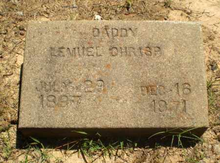 CHRISP, LEMUEL - Craighead County, Arkansas | LEMUEL CHRISP - Arkansas Gravestone Photos