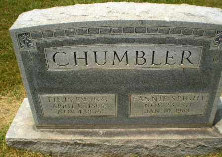SPIGHT CHUMBLER, FANNIE - Craighead County, Arkansas | FANNIE SPIGHT CHUMBLER - Arkansas Gravestone Photos