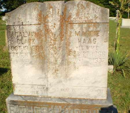 CLARK, CALVIN - Craighead County, Arkansas | CALVIN CLARK - Arkansas Gravestone Photos